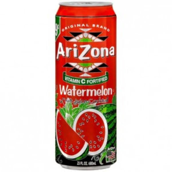 Arizona Can 680ml Watermelon