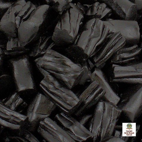 Liquorice Cuttings 100g