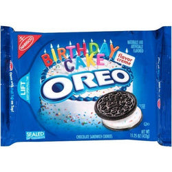 Oreo Cookies 432g Birthday Cake