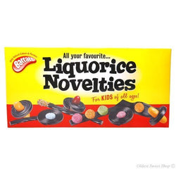 Barratt Liquorice Novelties Box