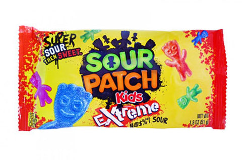 Sour Patch Kids 51g Extreme