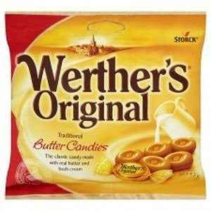 Werthers Original Butter Candies 120g