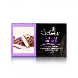 Whitakers Violet Cremes 150g