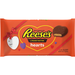 Reese Peanut Butter Cups Giant 454g Heart Shaped