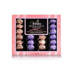 Whitakers Rose & Violet Cremes 200g