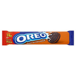 Oreo Cookies 154g Peanut Butter 79p