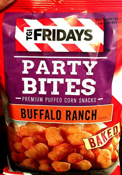 TGI Friday Party Bites 35.4g Buffalo Ranch