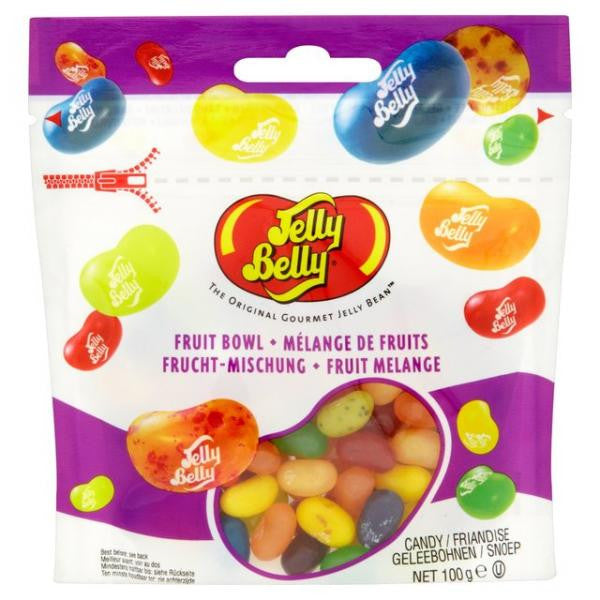 Jelly Belly 100g Fruit Bowl