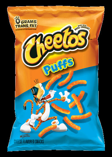 Cheetos Jumbo Puffs 255g