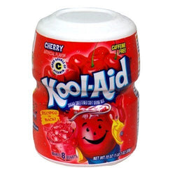 Kool Aid Tub 538g Cherry