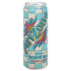 Arizona Can 680ml Lemon Tea