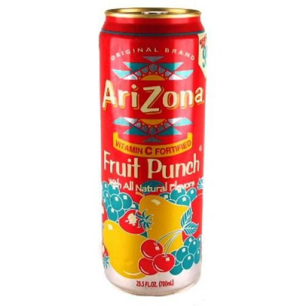 Arizona Can 680ml Fruit Punch