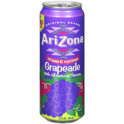 Arizona Can 680ml Grapeade