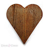 The Wooden Heart - mini