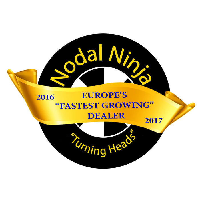 We have been recognized as the fastest growing Nodal Ninja dealer in Europe