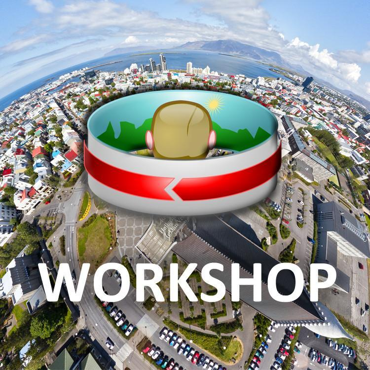 Panoramic Photography and 360° Virtual Tour Workshops