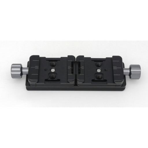 Compact Dual Lens Ring Mount Stereo Bracket - 3D Stereo Rig
