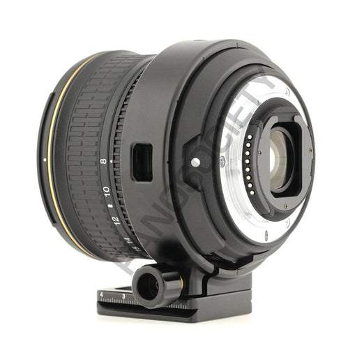 Nodal Ninja Lens Ring for Nikon (FF) 8-15mm F3.5-4.5E ED fisheye Accessories Nodal Ninja