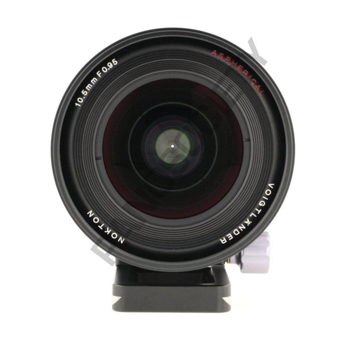 Nodal Ninja Lens Ring for Voigtlander Nokton 10.5mm F0.95 MFT