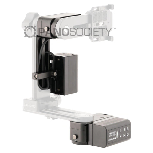 2x Nodal Ninja Mecha E1C1 + Install parts + Case - For upgrading your NN3 MK3 to Dual Axis Mecha-PanoSociety
