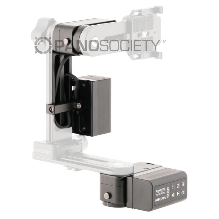 2x Nodal Ninja Mecha E1C1 + Install parts + Case - For upgrading your NN3 MK3 to Dual Axis Mecha