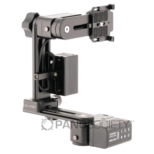 Nodal Ninja 3 MK3 Mecha with Nadir Adapter - Automatic Robotic Panoramic Head