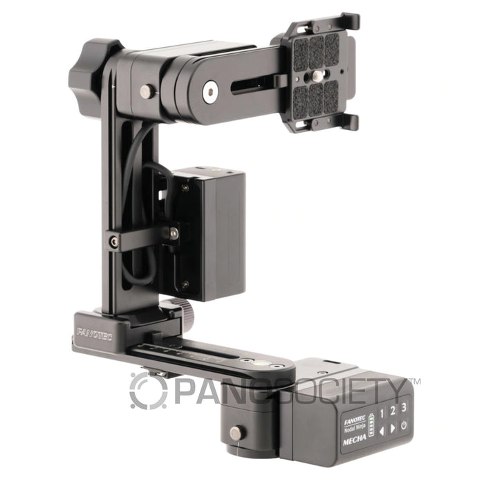Nodal Ninja 3 MK3 Mecha with Nadir Adapter - Automatic Robotic Panoramic Head Panoramic Heads Nodal Ninja - Robotics