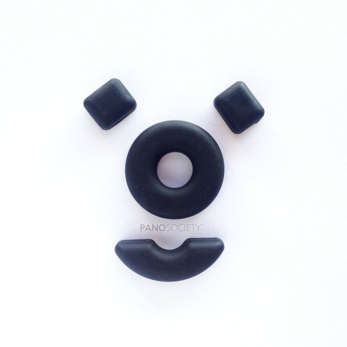 Nodal Ninja Spare Rubber Pads for Pole Foot Plate Accessories Nodal Ninja