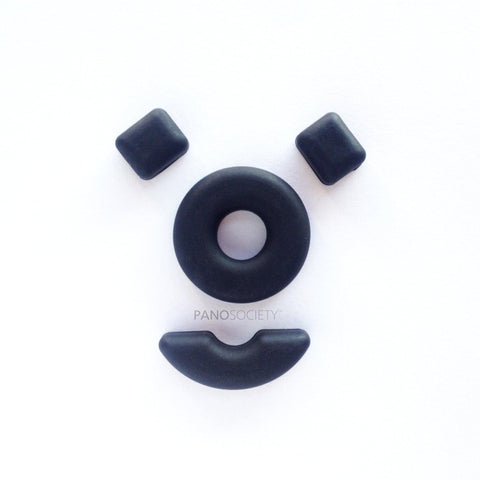 Nodal Ninja Spare Rubber Pads for Pole Foot Plate