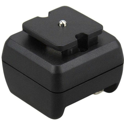 Standard ISO Hot Shoe to PC Sync Adapter Accessories Nodal Ninja