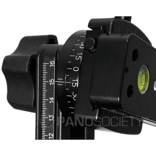 Nodal Ninja M1-L Panoramic Head with RD16-II Advanced Rotator Panoramic Heads Nodal Ninja