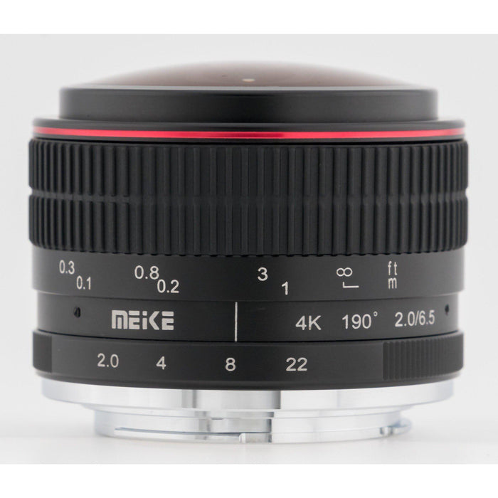 Nodal Ninja Lens Ring for Meike 6.5mm f2.0 All Mounts Accessories Nodal Ninja