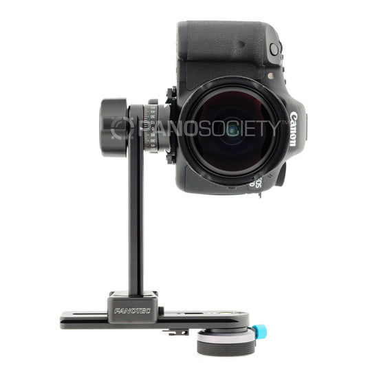 Nodal Ninja 3 NN3 MK3 Pkg Panorama Head, Configurable: Nadir Adapter, Lower Rotator Mini or RD10