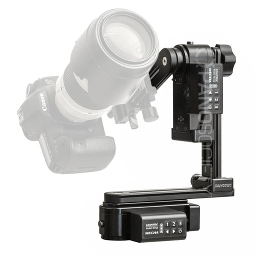 Nodal Ninja 6 E2 Mecha with Nadir Adapter - Automatic Robotic Panoramic Head