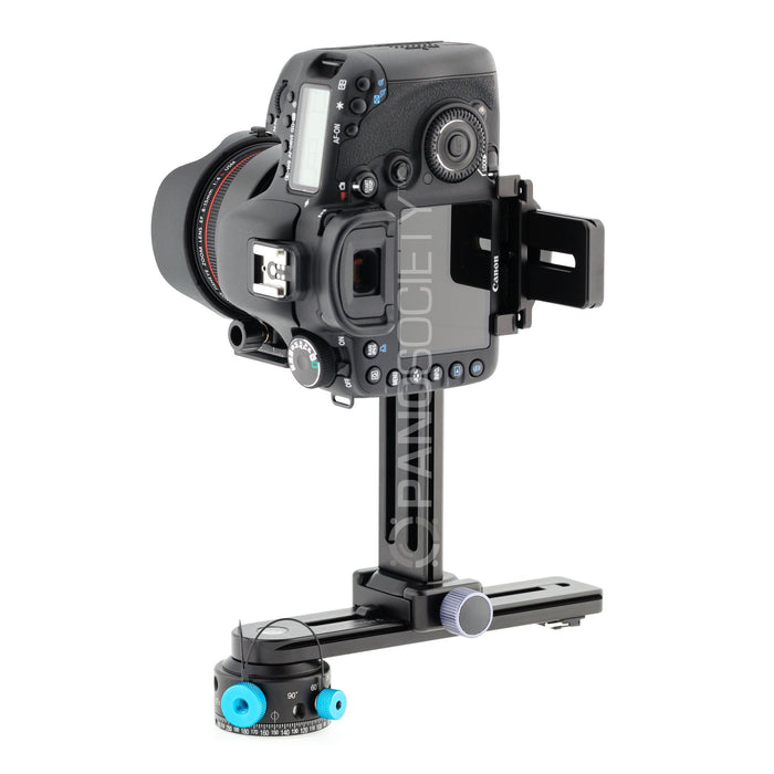 Nodal Ninja 6 NN6 RD10 QR NA - Panoramic head with Advanced Rotator and Nadir Adapter Panoramic Heads Nodal Ninja