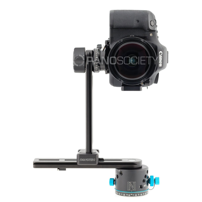 Nodal Ninja 6 NN6 RD16-II QR NA - Panoramic head with Advanced Rotator and Nadir Adapter Panoramic Heads Nodal Ninja