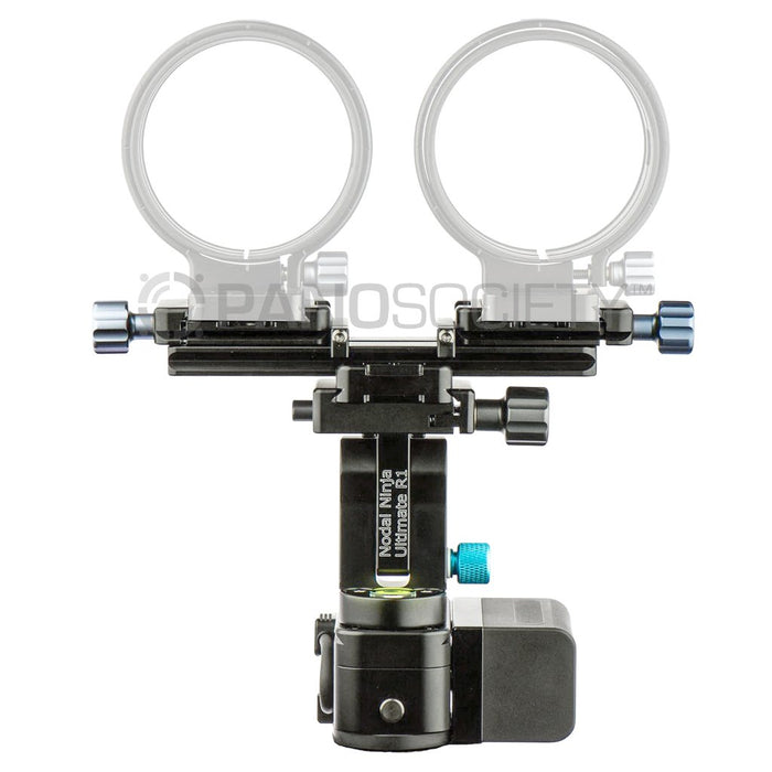 3D Stereoscopic Nodal Ninja Mecha E1/C1 Compact Dual Lens Ring Robotic Panoramic Head Panoramic Heads Nodal Ninja - Robotics
