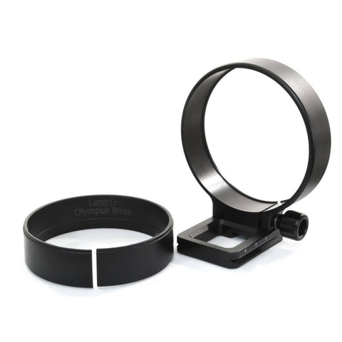 Accessories - NODAL NINJA Lens Ring For Zuiko Olympus 8mm F3.5