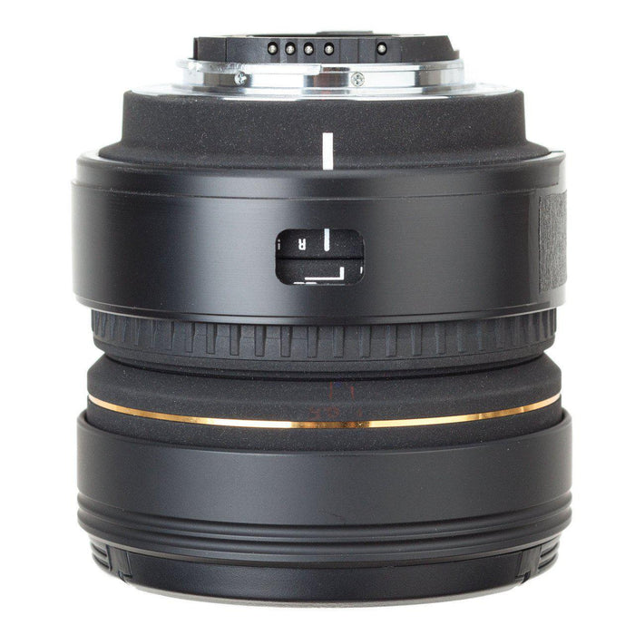 Accessories - NODAL NINJA Lens Ring V2 - Sigma 8mm Nikon - With Control Access