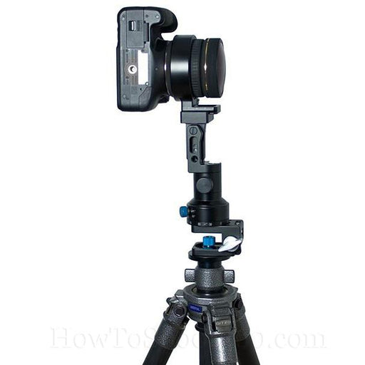 Accessories - NODAL NINJA Nadir/Zenith Adapter For Taking Up And Down Shots From Ultimate R1/R10
