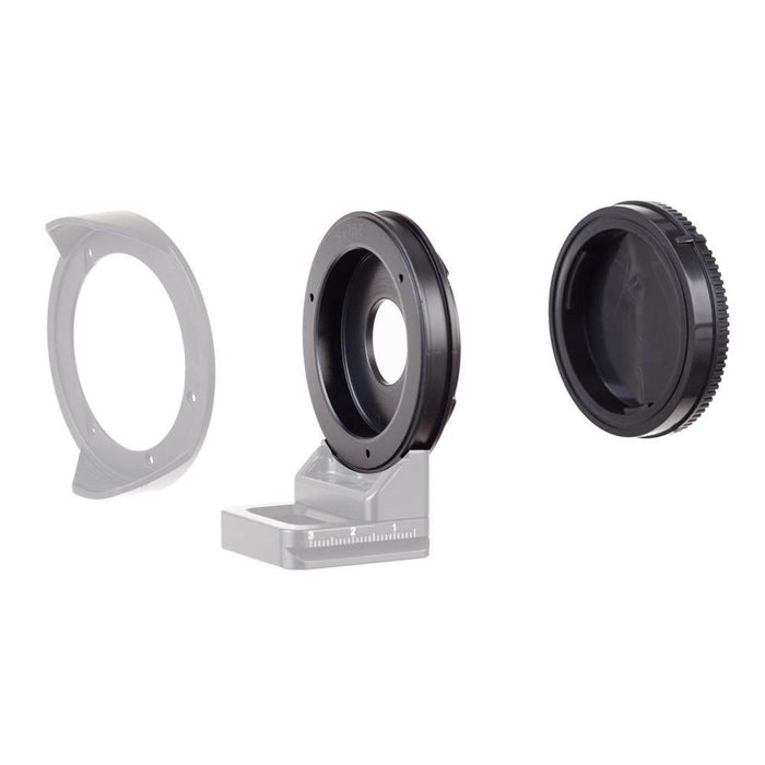 Nodal Ninja Replacement Mount for Changing Samyang 7.5mm Lens to Fuji X-Mount Accessories Nodal Ninja