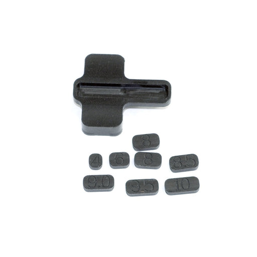 Universal Adjustable Stop Plate for Nodal Ninja R1/R10/R20 Lens Rings Accessories Nodal Ninja LRP40