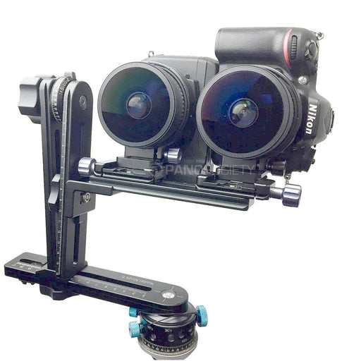 Nodal Ninja Dual Camera Multi-row Stereo Attachment for NN3 MK3 and NN6 Accessories Nodal Ninja