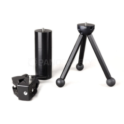 Freedom 360 Gear Pack (Tripod + Weights + Clamp)-PanoSociety