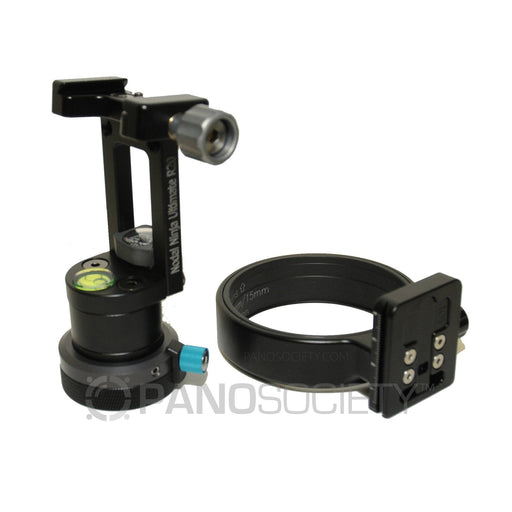 Nodal Ninja R20 Google GTP V2 Sigma 8mm Nikon Panoramic Head for Street View Panoramic Heads Nodal Ninja