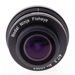 Lenses - Nodal Ninja 7.3mm/F4 M43/MFT 180 Degree Fisheye Lens