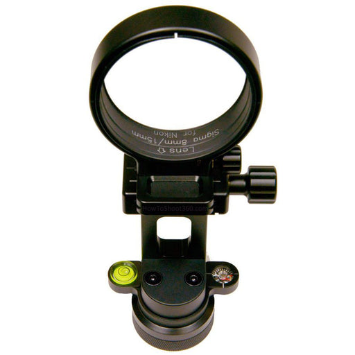 Panoramic Heads - Google NODAL NINJA Ultimate R10 With Rotator Mini Business View Package - For Canon 8-15mm