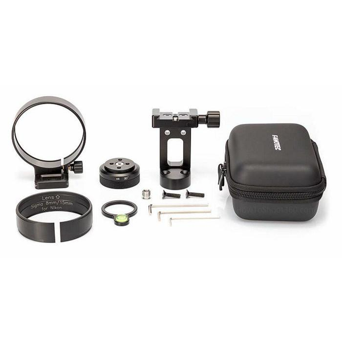 Google Nodal Ninja Ultimate R10 With Rotator Mini Business View Package - for Canon 8-15mm Panoramic Heads Nodal Ninja