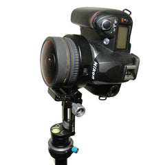 Panoramic Heads - Nodal Ninja Ultimate R20 Google GTP V2 Sigma 8mm Canon Panoramic Head For Street View