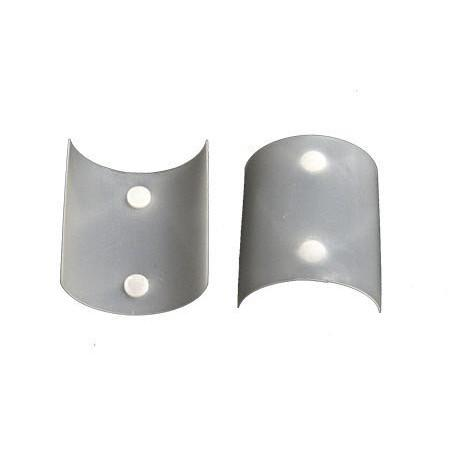 Anti-Twisting Plates for Pole Segment (Pair)